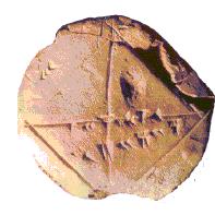 théorème de Pythagore - Babylone